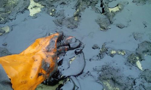 Разливы нефти